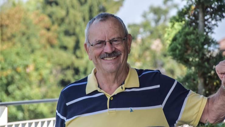 Franz Wille tritt mit 73 Jahren von der politischen Bühne ab. Toni Widmer