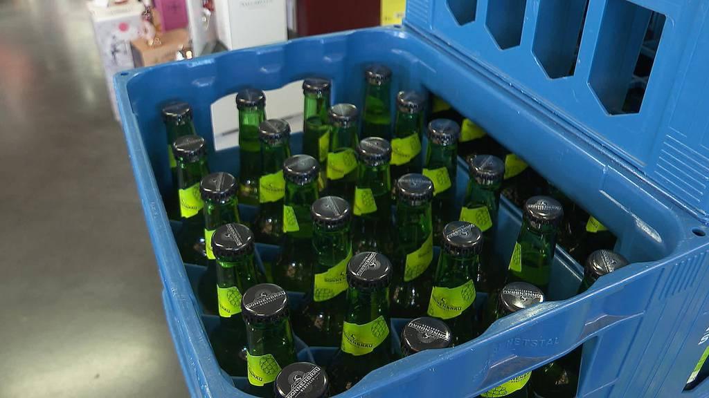 Tag vom Schweizer Bier: Brauereien feiern im kleinen Rahmen