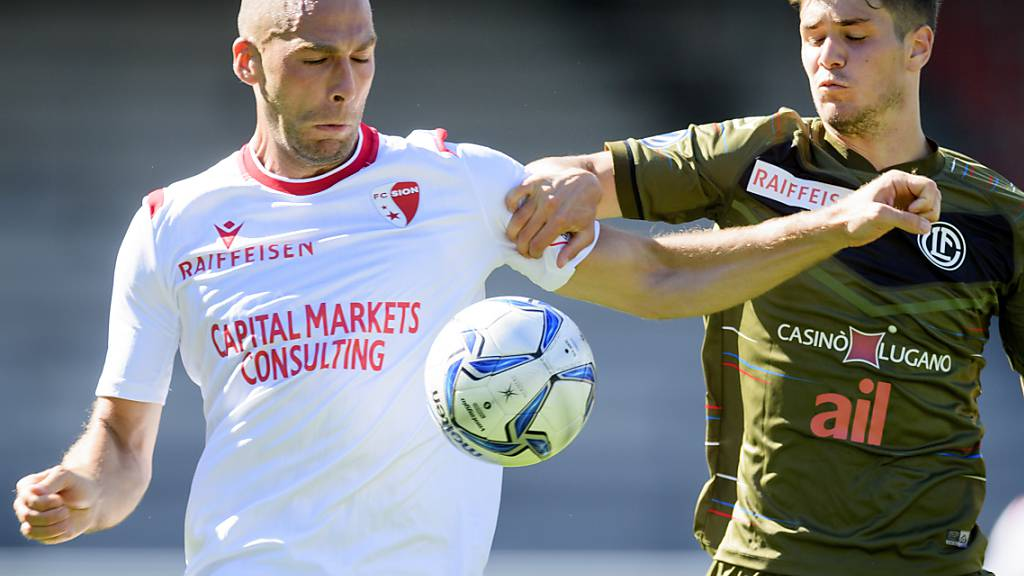 Pajtim Kasami und der FC Sion sind nur noch zwei Punkte vom Tabellenende entfernt