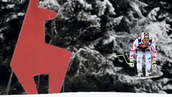 Hannes Reichelt wird zusammen mit vielen anderen Abfahrtsgiganten auf die Superkombi in Kitzbühel verzichten.