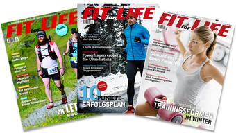 Fit for Life ist Plattform und Magazin zugleich.