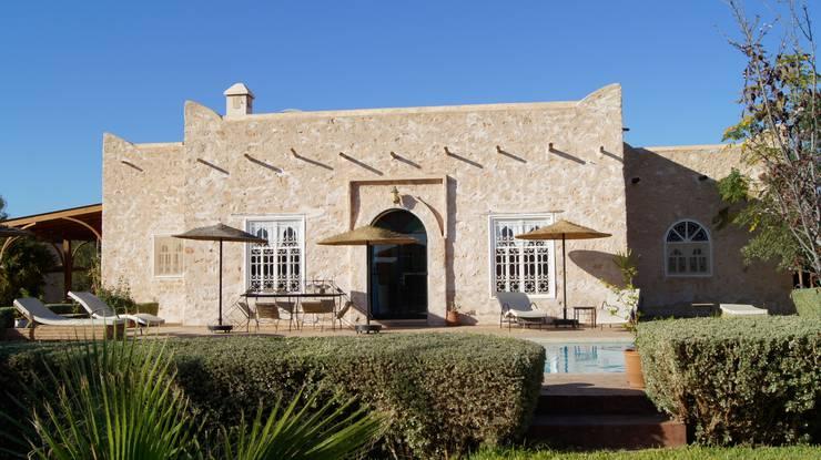 In der Villa Tabouka bei Essaouira an der marokkanischen Westküste hat das Aargauer Paar sein kleines Paradies gefunden.