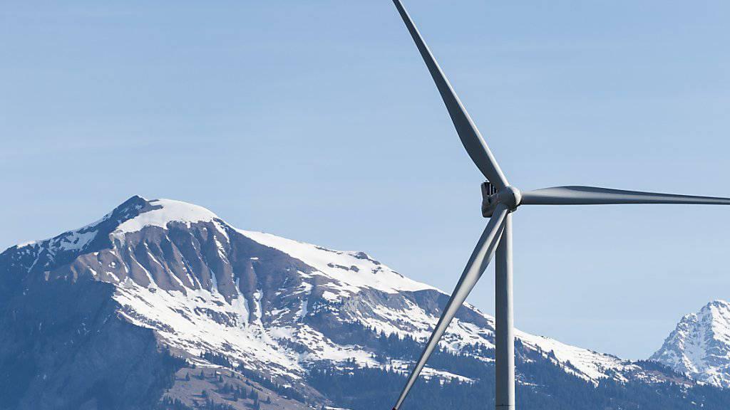 Wegen fehlender Windanlagen könnte der Kanton St.Gallen sein Energieziel für 2020 verpassen. (Symbolbild)