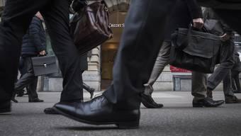 Die Geschichte um Iqbal Khan fügt dem ramponierten Ruf der Schweizer Banken weiteren Schaden zu. Bild: Keystone