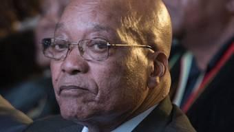Gegen ihn soll wegen Korruption ermittelt werden: Südafrikas Präsident Jacob Zuma. (Archiv)