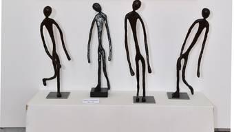 Arbeiten von Franziska Näf von fn-art, art & more, aus Härkingen.