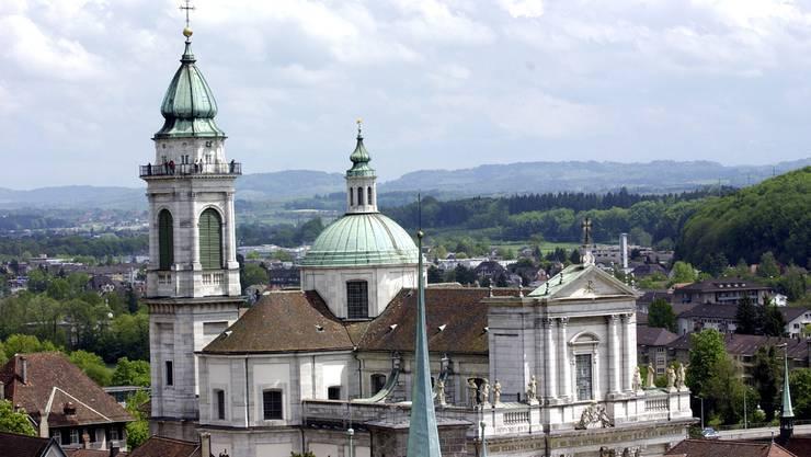 Vorab die Städte wie Solothurn sorgen für das gute Ergebnis der Hotellerie im Kanton Solothurn.