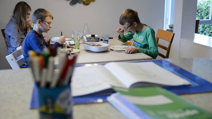 Die mit Abstand grösste Altersgruppe in der Sozialhilfe sind Kinder. (Symbolbild)