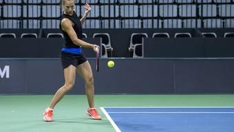 Viktorija Golubic ist die Favoritin auf den Schweizer Meistertitel