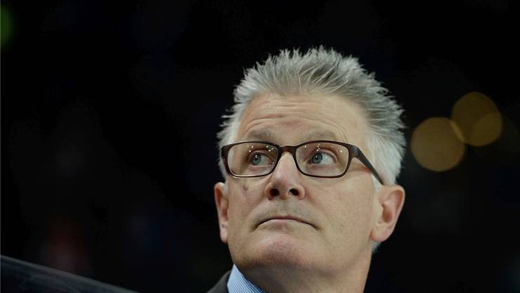 Der Blick schweift schon in Richtung NHL: Marc Crawford denkt zu viel an die Zukunft und zu wenig an die Gegenwart.keystone
