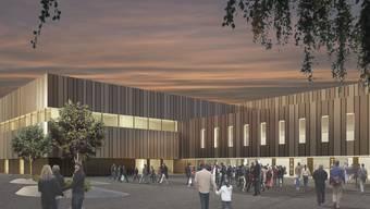 Das ursprünglich geplante Projekt Tägi wurde vom Souverän verworfen