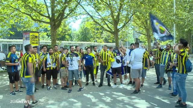 GC gegen Fenerbahçe Playoffs