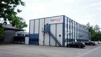 Ende Jahr wird die forteq hier nicht mehr produzieren.