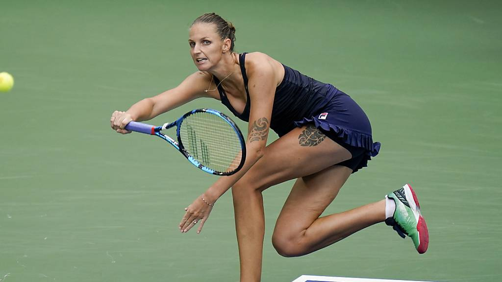 Erneut frühe Niederlage für Karolina Pliskova