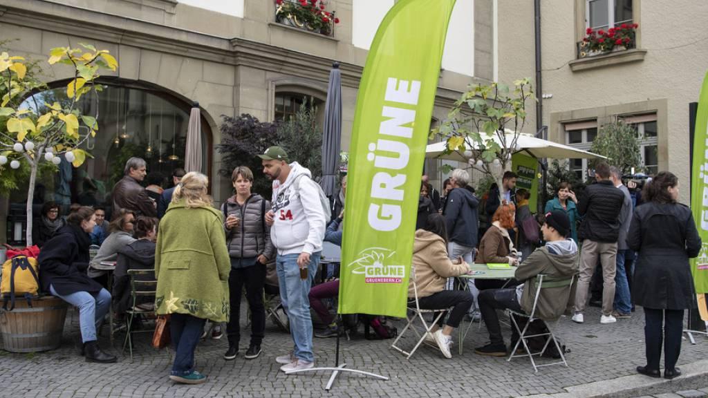 Historischer: Grüne steigern Wähleranteil um über 6 Prozentpunkte