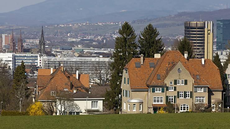 In der Gemeinde Binningen BL ist die Bodeninitiative der SP angenommen worden.
