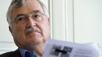 Albert A. Stahel, Leiter des Institutes für Strategische Studien in Wädenswil