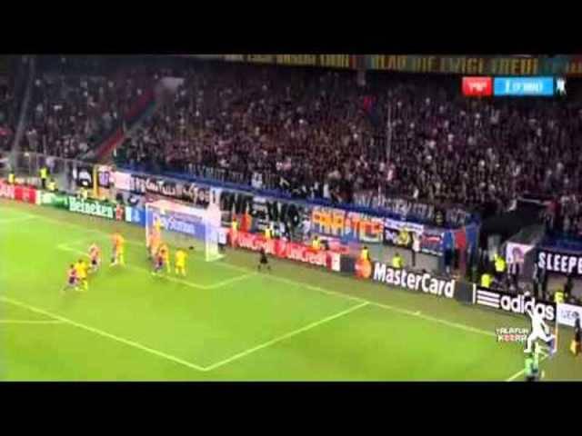 Die Highlights des legendären Basler 1:0-Sieges gegen Liverpool