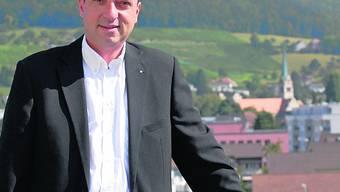 Markus Dieth ist Präsident von Baden Regio und Wettinger Gemeindeammann.  Foto: Walter Schwager