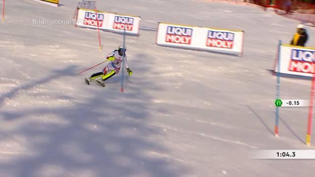 Slalom-Pech für Holdener / Röhrende Fans / Zahme Rentiere