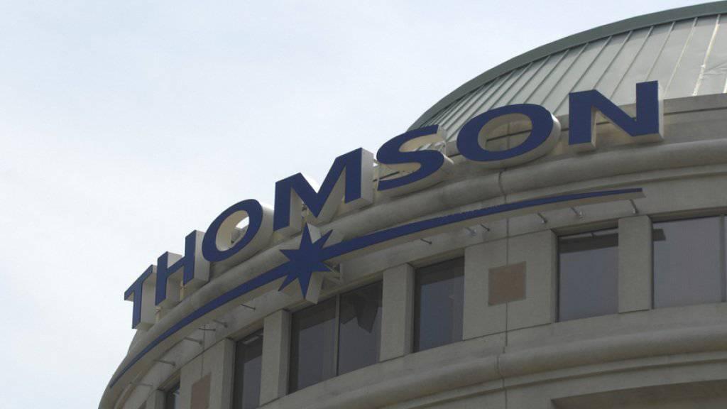 Hauptsitz von Thomson Reuters in Stamford: Der Medienkonzern baut weltweit rund 2000 Stellen ab, 50 davon in der Schweiz.