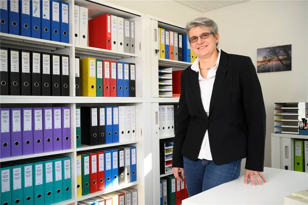 Ab Mai arbeitet Sabine Eichenberger in Böttstein.