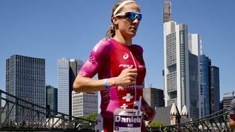 Daniela Ryf kann sich an der 70.3 Ironman-WM zum vierten Mal zur Weltmeisterin krönen