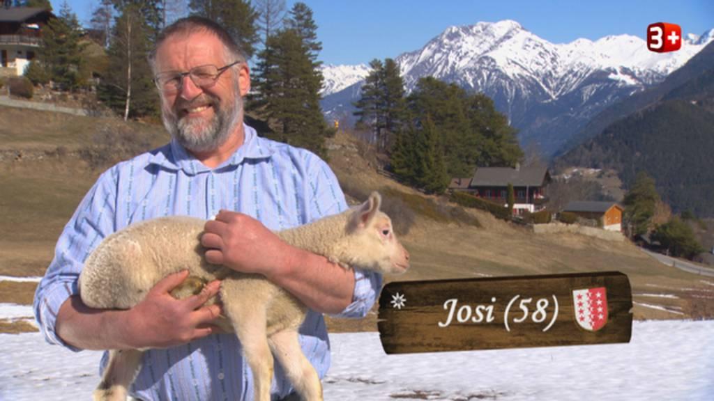 BAUER, LEDIG, SUCHT... ST13 - Portrait Josi (58)
