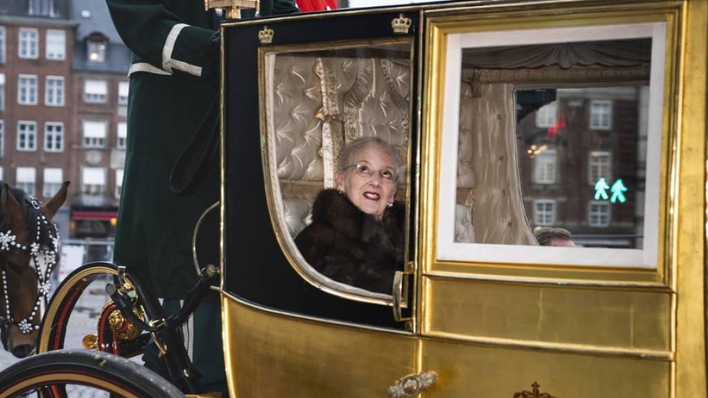 Dänemarks Königin sagt alle Feierlichkeiten zum 80. Geburtstag ab