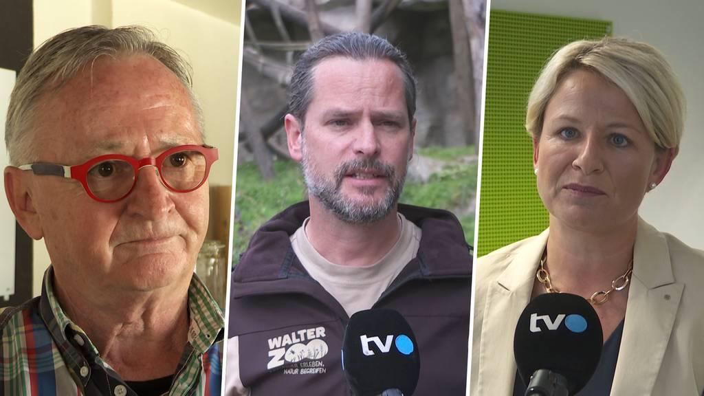 «Hiobsbotschaft»: Walter Zoo und Olma reagieren auf Zertifikatspflicht