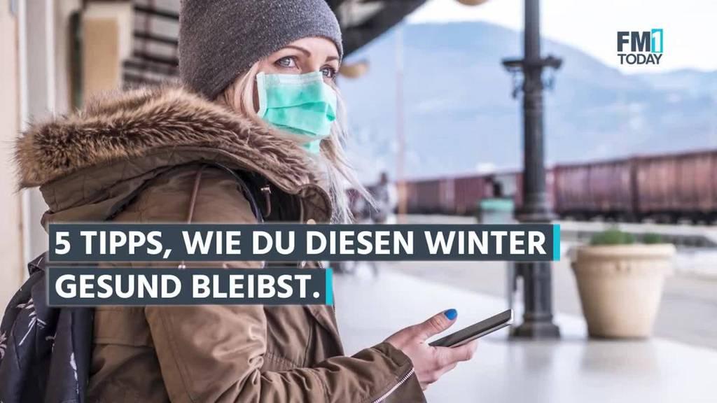 So bleibst du diesen Winter gesund