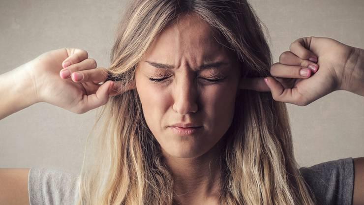 In der Schweiz werden rund 1,3 Millionen Menschen von übermässigem Lärm belästigt.