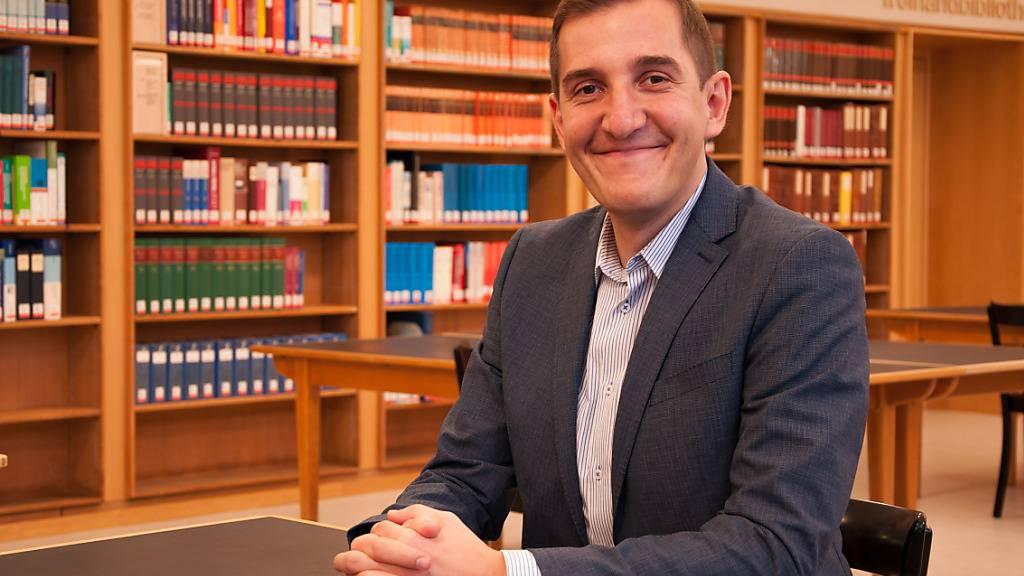 Benjamin Flämig wird neuer Direktor der ZHB Luzern