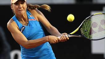 Belinda Bencic zog gegen Alizé Cornet den Kürzeren