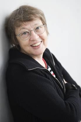 Erica Brühlmann-Jecklin fordert mehr Nächstenliebe.