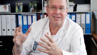 «Meine Absicht ist nicht, alles selber zu machen, sondern die Art und Weise, wie wir in Bern arbeiten, auf die Klinik in Aarau zu übertragen»