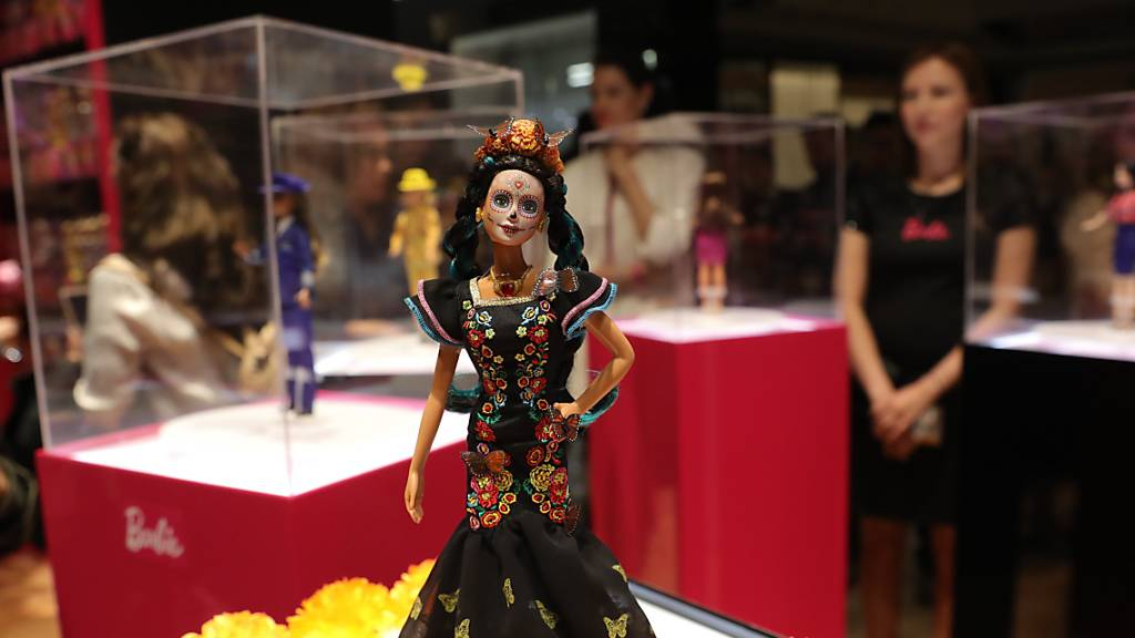 In Mexiko gibt es neu eine «Día de Muertos»-Barbie.