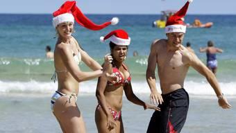 Weihnachten am anderen Ende der Welt.