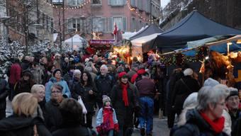 Das war der Christkindlmarkt in Bremgarten