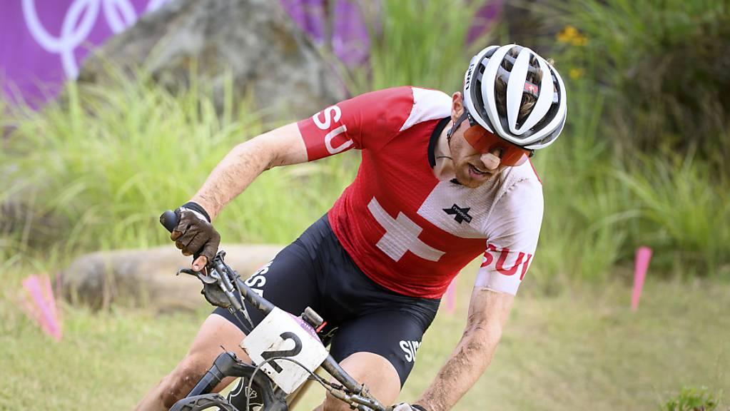 Mathias Flückiger führt das Schweizer Männerteam als Olympia-Zweiter und Führender im Gesamtweltcup an.