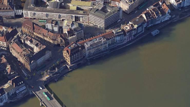 Eine kleinere Veranstaltung wird ende August im Hotel Trois Rois durchgeführt.