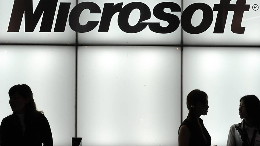 Allianz wird Softwareanbieter und schliesst Bündnis mit Microsoft
