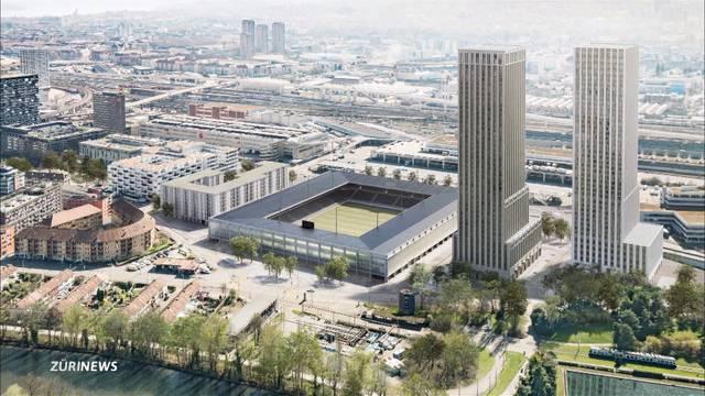 Hardturm-Stadion: SP lanciert eigene Initiative