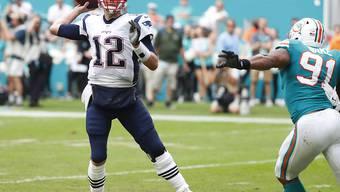 Tom Brady setzte eine weitere Bestmarke in der NFL