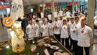 Koch aus Messen an der Olympiade der Köche 2020