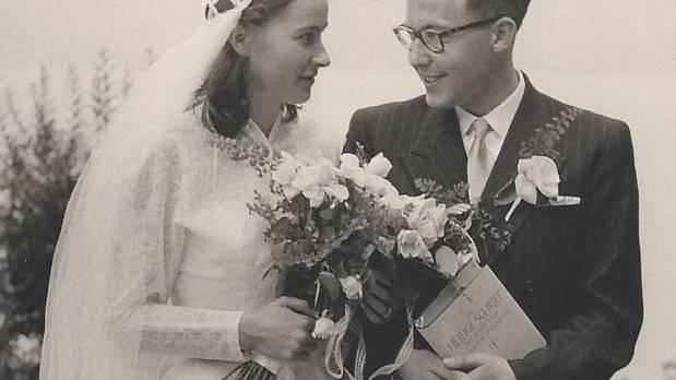 Hochzeit 7. August 1953