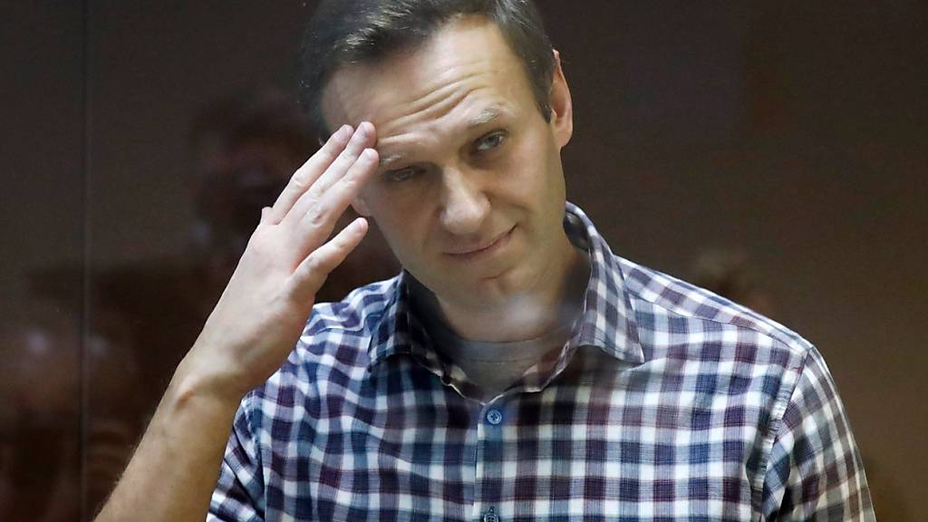 Kremlgegner Nawalny ruft zur «smarten Abstimmung» bei Duma-Wahl auf