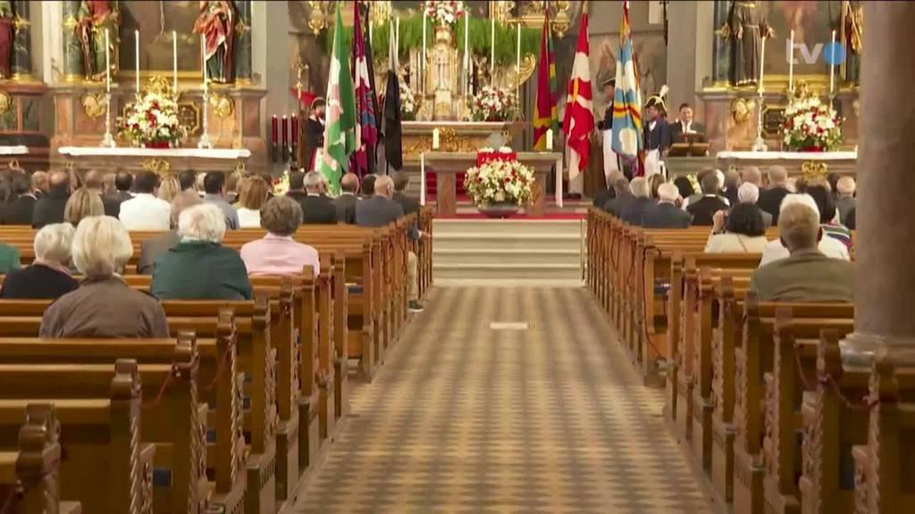 Traditionsreiches Jubiläum: 950 Jahre St. Mauritius-Kirche