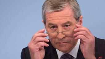 Deutsche Bank-CEO Jürgen Fitschen (Archivbild)