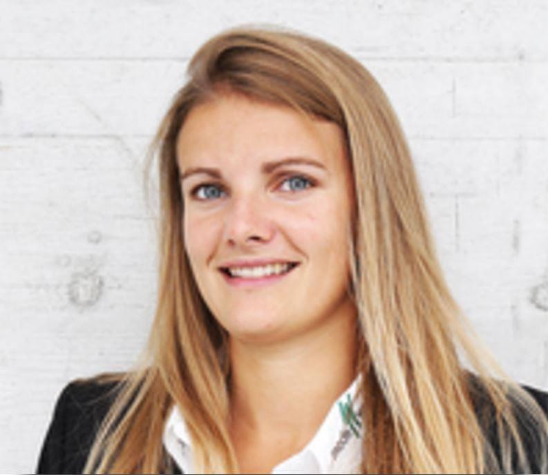 Jana Städler, Leiterin Sponsoring Services (© fcsg.ch)